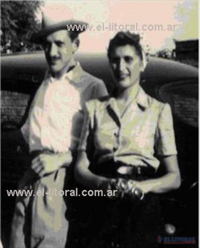 René y Chonga (1947), amor eterno.