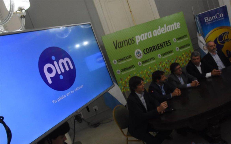 d67cca3df En una nueva acción de articulación, Provincia y Nación lanzaron ayer en  Corrientes el sistema PIM, de billetera virtual, esquema que posibilita la  ...