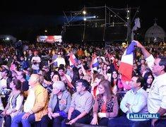Novena velada de la Fiesta Nacional del Chamamé 2019 - N.A