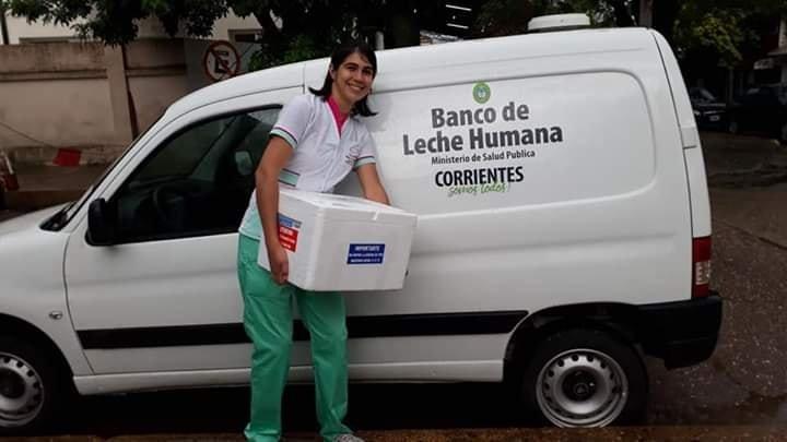 <p>Banco. El centro funciona todos los días en el Hospital Materno Neonatal Vidal.</p>