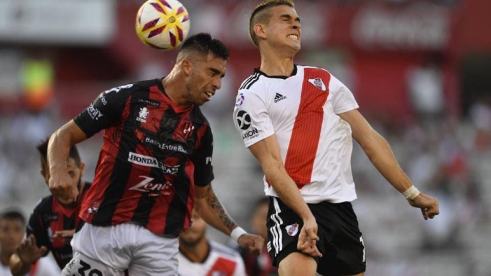 <p>Duda arriba. Rafael Santos Borré o Matías Suárez será el acompañante de Lucas Pratto.</p>