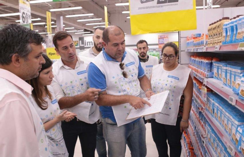 <p>Control. El Gobierno de Chaco organizó un grupo de fiscalizadores de Precios Cuidados.</p>