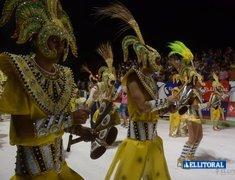 Primera Noche del Carnaval de Corrientes 2017 - N.A