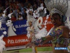 Segunda Noche del Carnaval de Corrientes 2017 - N.A