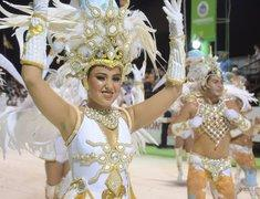 Tercera Noche del Carnaval de Corrientes 2017 - N.A
