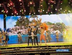 Show de Comparsas 2018 (1er Show Anfiteatro Cocomarola)