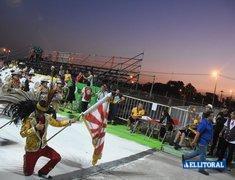 Primera Noche del Carnaval de Corrientes