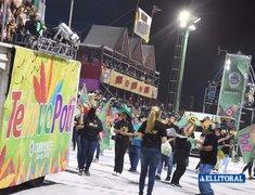 Sexta noche de los carnavales correntinos 2018 - N.A