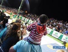 Quinta Noche de los carnavales correntinos 2018 - N.A