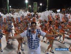 Octava noche de los carnavales correntinos 2018 - N.A