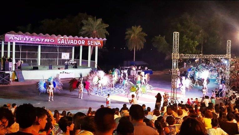 <p>Show final. El viernes se conocieron los resultados, se entregaron los premios y hubo espectáculos en el anfiteatro Salvador Sena.</p>