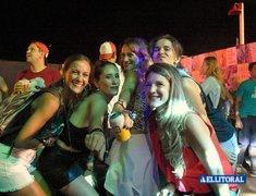 El carnaval de Corrientes se vive mejor desde el Palco de Brahma