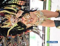 Segundo corso de los carnavales correntinos 2019