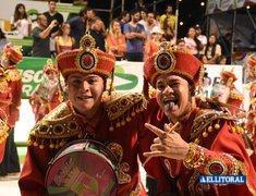 Cuarto corso de los carnavales correntinos 2019
