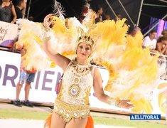 Quinto corso de los carnavales correntinos 2019