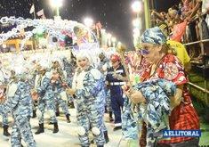 Corsodromo Nolo Alias - Ara Bera - Segundo Fin de semana de Carnaval 2020
