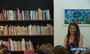 Correntina será reconocida en la Feria Internacional del Libro