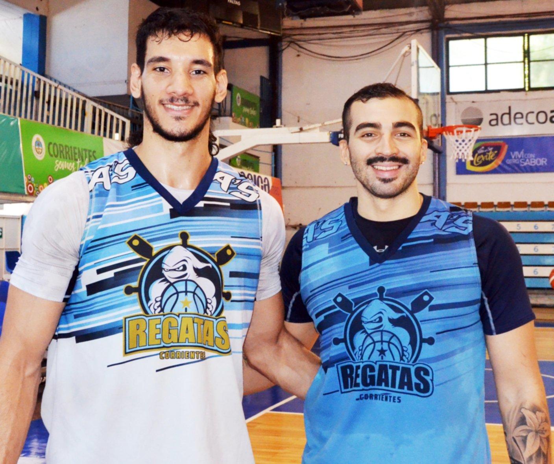 <p>Representantes. Gallizzi y Ramírez Barrios volvieron a Regatas.</p>