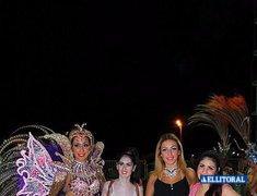 Décima Noche del Carnaval de Corrientes 2017