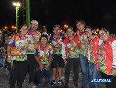 Séptimo corso de los carnavales correntinos 2019