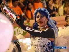 Décimo corso de los carnavales correntinos 2019