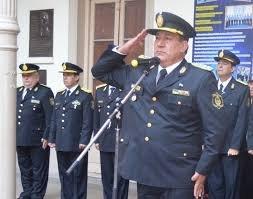<p>Barboza. El jefe de Policía dio a conocer las sanciones tras una reunión de gabinete en el Ministerio de Seguridad.</p>