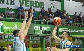 Regatas Corrientes tropezó frente a Estudiantes en su paso por Concordia