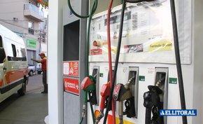 Estacioneros preocupados por la caída en el consumo de combustibles