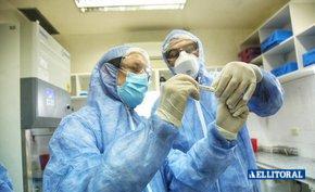 Corrientes recibió los reactivos para comprobar casos de coronavirus en 6 horas