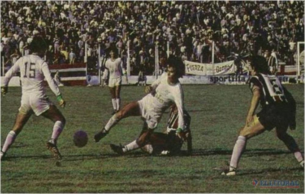 Mandiyú se mostró como un equipo muy ordenado durante todo el torneo.