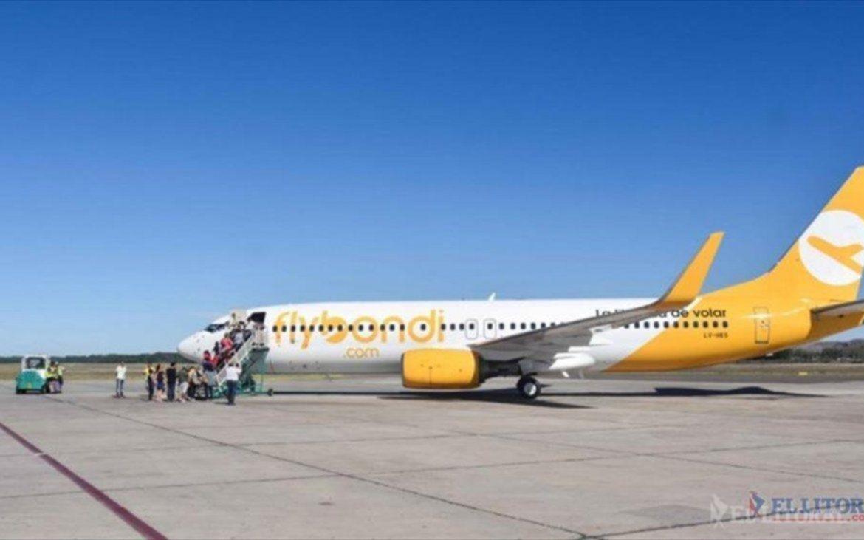 <p>Servicio. Flybondi sólo ofrecerá viajes a Buenos Aires, al igual que Aerolíneas Argentinas.</p>