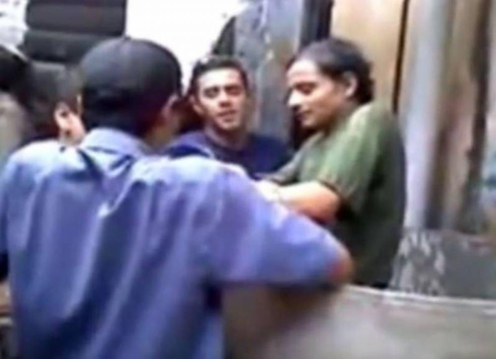 <p>Víctima. El preso Elvio Ramos.</p>
