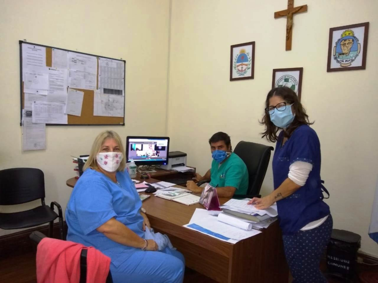 Salud continúa con evaluaciones para otorgar certificados a las ...
