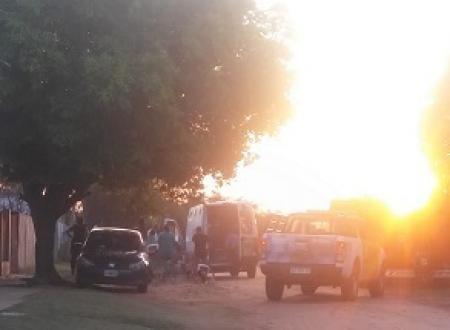 <p>Zona. Investigan la muerte de un motociclista en el barrio Itatí.</p>
