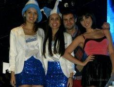 Noche de Desembarco Quilmes - Mundial de Futbol 2014