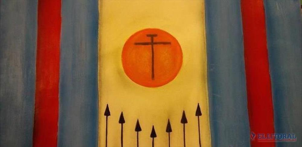 INCORPORACION. En el Concejo finalmente se resolvió incorporar la Cruz como acuerdo del Municipio.