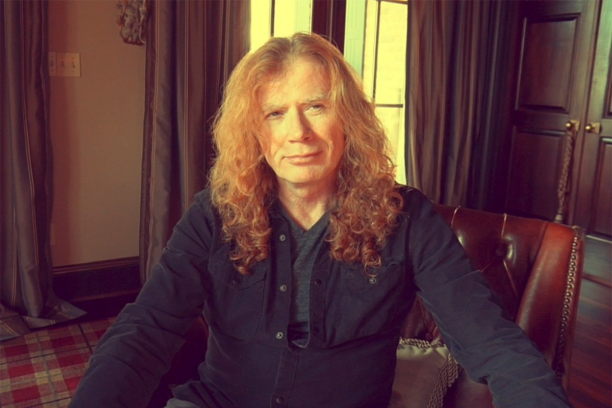 """<p>""""Es claramente algo a tener en cuenta y a lo que hay que hacer frente, pero ya me he topado con obstáculos en el pasado"""" dijo Mustaine. (Foto FB Megadeth).</p>"""