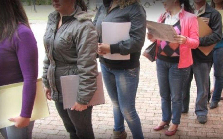 <p>Aumento. En relación con el último trimestre de 2018, el desempleo entre las jóvenes registró incrementos en Corrientes.</p>