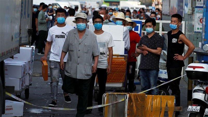 Beijing extrema los controles por el rebrote de coronavirus y hay ...