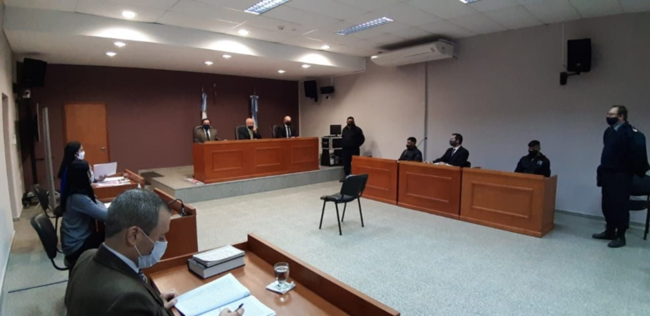 <p>Debate. El juicio comenzó ayer y culminó en pocas horas.</p>