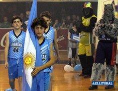 "XV Encuentro de Minibásquetbol ""Perico Aquino"""