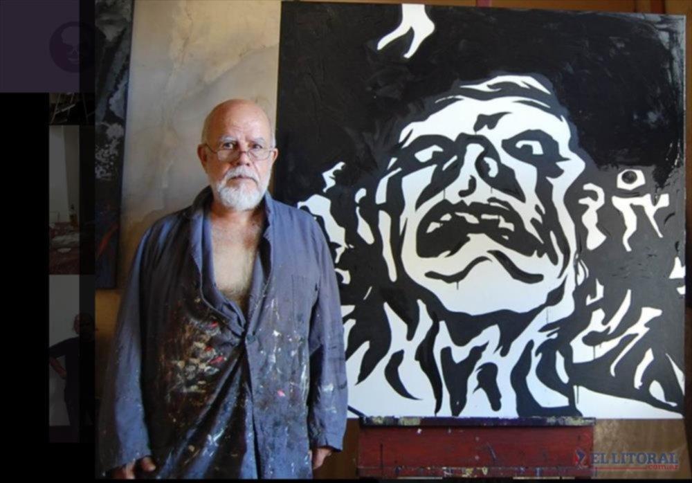 Rocambole en el Vera. El artista se presentará hoy en Corrientes. GENTILEZA