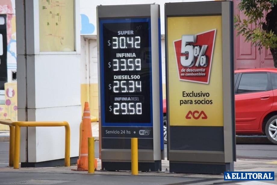 e605b99d21c6 Junio. El mes pasado las naftas costaban hasta  4