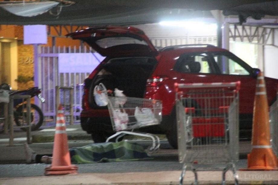 Apuñalaron a un hombre en un supermercado céntrico de Corrientes