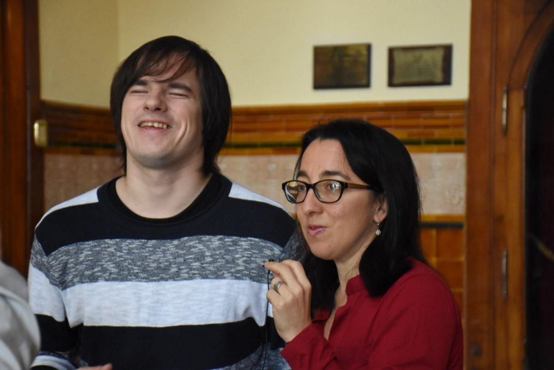 <p>Anticipo. El joven cantante y compositor Nahuel Pennisi y la directora de la Orquesta Sinfónica, Andrea Fusco, brindaron detalles del cierre musical del que serán hoy protagonistas.</p>