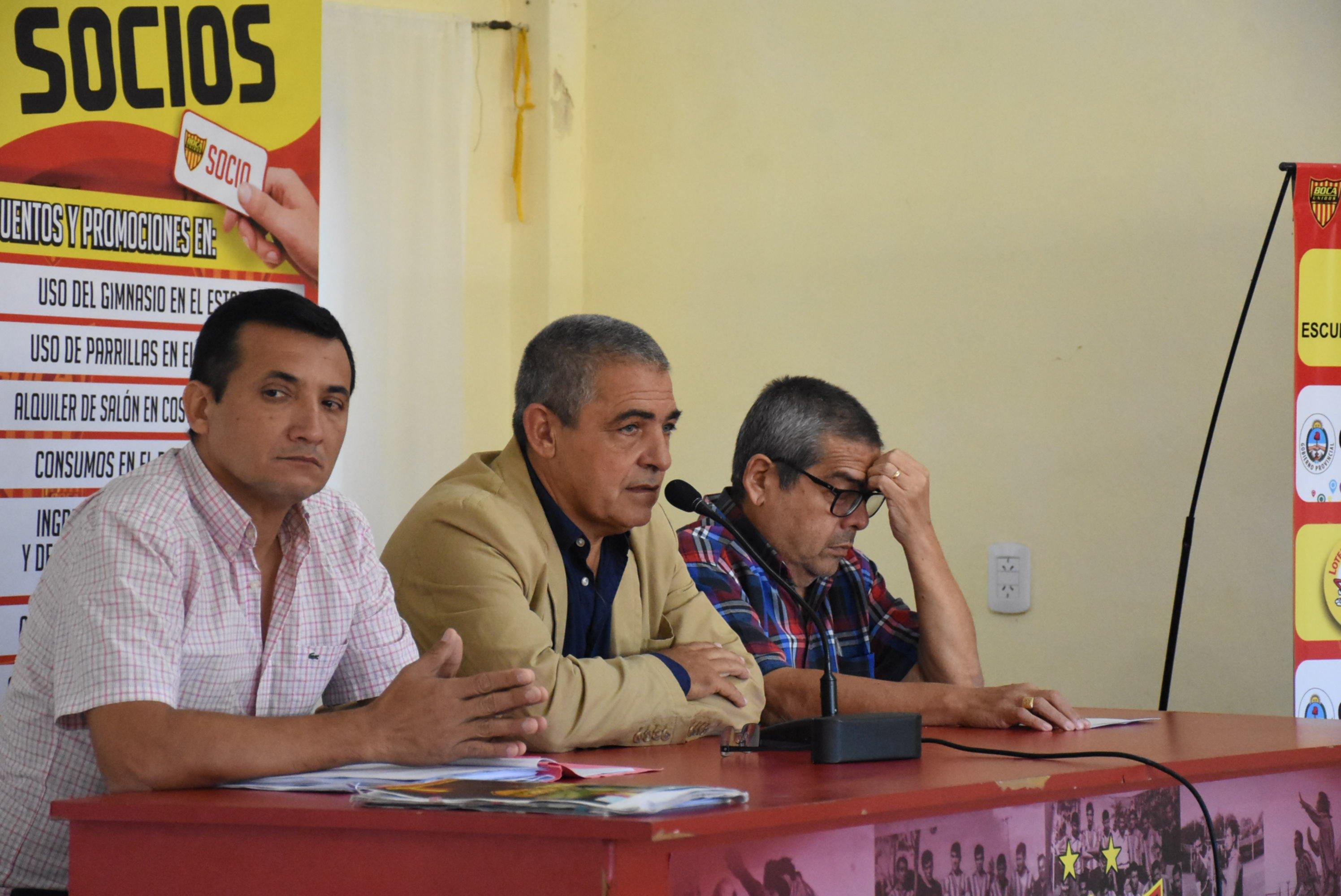<p>Presidente electo. Marcelo Benítez Insaurralde asistirá a la reunión en el Consejo Federal en representación de Boca Unidos.</p>