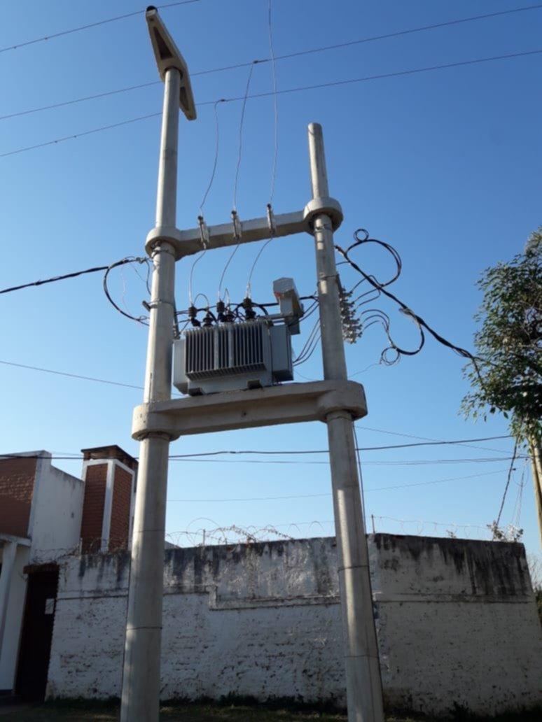<p>Actualizaci&oacute;n. Tras el crecimiento y demanda urbana, avanzan las instalaciones para mejorar el suministro el&eacute;ctrico.</p>