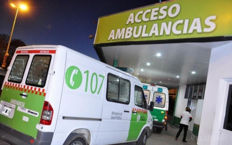 Corrientes: Un joven murió tras el choque entre una moto y un auto sobre avenida Costanera