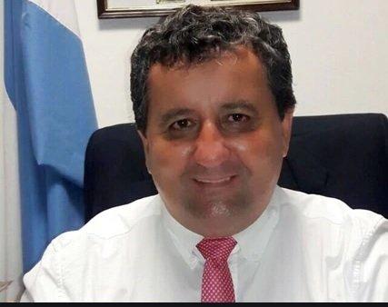 <p>Intendente. El ex jefe comunal de Itatí, Roger Terán.</p>