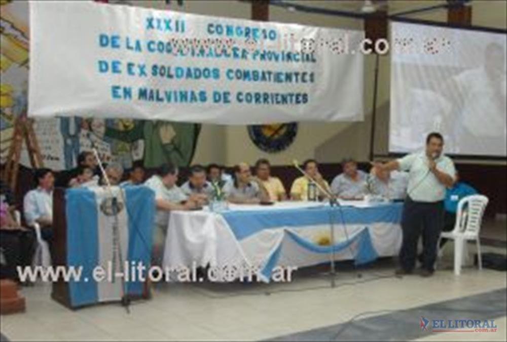 Los ex combatientes correntinos buscan depurar los padrones de beneficios estatales para el sector.